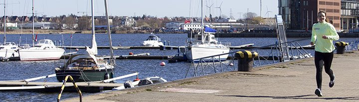 SightRunning Rostock - Stadthafen