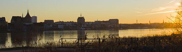 SightRunning Rostock - Rostocker Wasserblicke